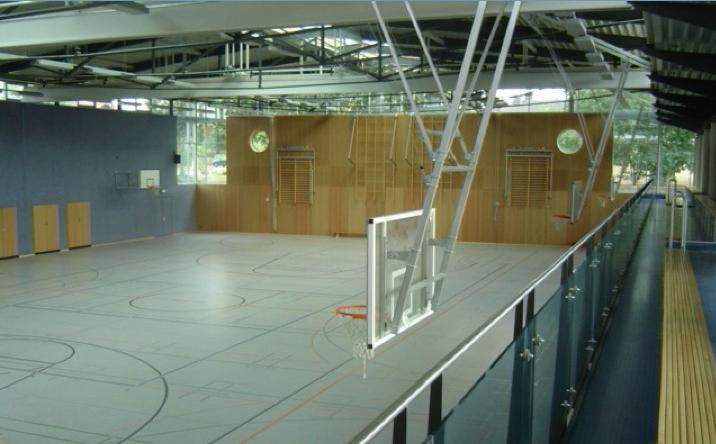 Sport- und Begenungszentrum Westenholz (SUB)